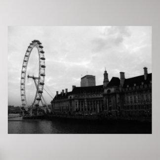 London Eye 2009 Poster