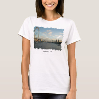 London Eye and Parliament T-Shirt