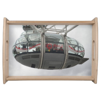 London Eye Cabin Serving Tray