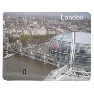 London Eye Destination Travel Journal