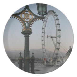 London Eye Dinner Plate