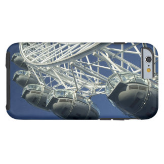London Eye Ferris Wheel Tough iPhone 6 Case