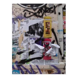 London Graffiti Post Cards