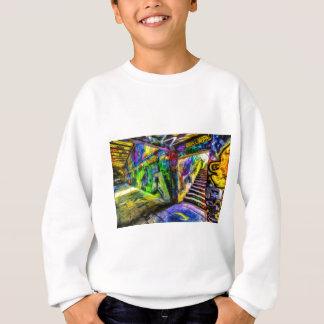 London Graffiti Van Gogh Sweatshirt