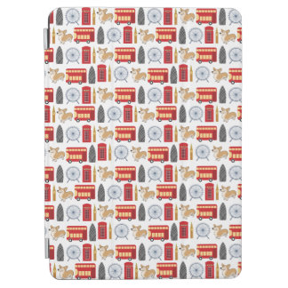 London Icon Collage iPad Air Cover