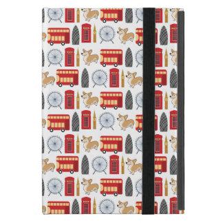 London Icon Collage iPad Mini Covers