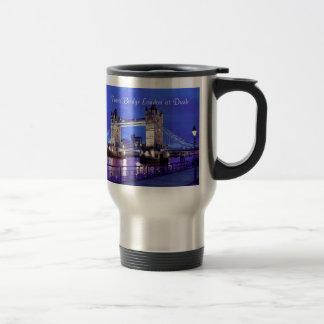 London image for Travel-Commuter-Mug Travel Mug