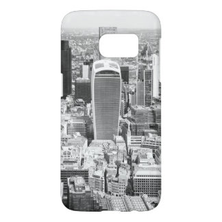 London in black and white samsung galaxy s7 case