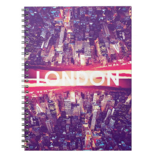 London in Sky Notebook