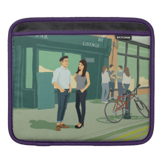 London iPad Sleeve