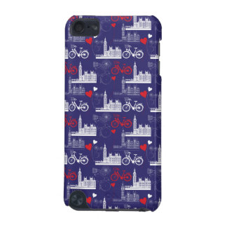 London Landmarks Pattern iPod Touch (5th Generation) Cover