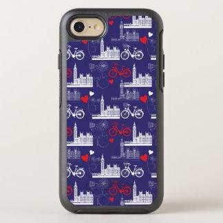 London Landmarks Pattern OtterBox Symmetry iPhone 8/7 Case
