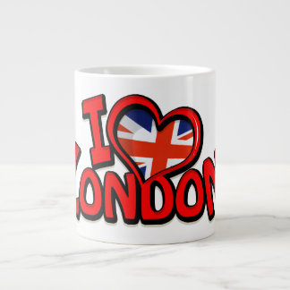 London Large Coffee Mug