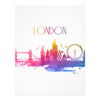 London Letterhead