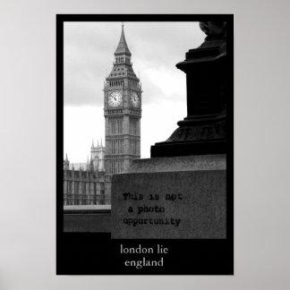 london lie poster