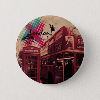 London love! 2 inch round button