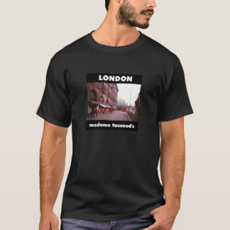 London Madame Tussaud's T-Shirt