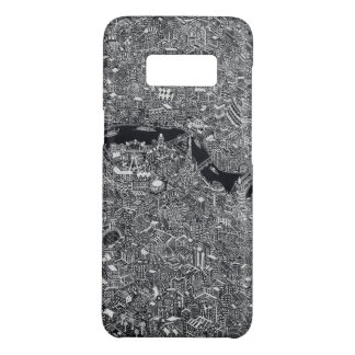 London Map illustration Case-Mate Samsung Galaxy S8 Case