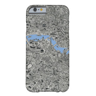 London map phone case