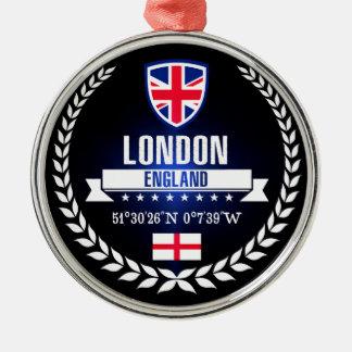 London Metal Ornament