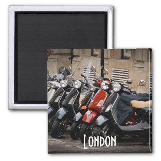 London Motorbike Magnet