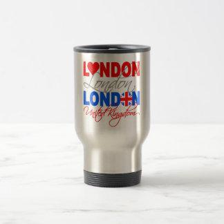 London mug - choose style & color