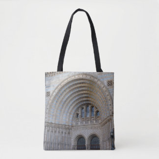 London Museum Entrance Tote Bag