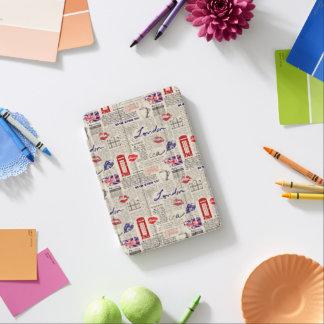 London Newspaper Pattern iPad Mini Cover