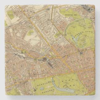 London Northwest Stone Coaster