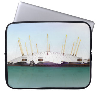 London O2 Arena - Day Computer Sleeve