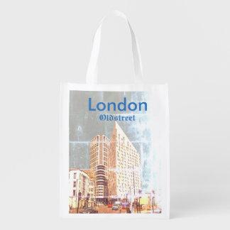 London Oldstreet Reusable Grocery Bag