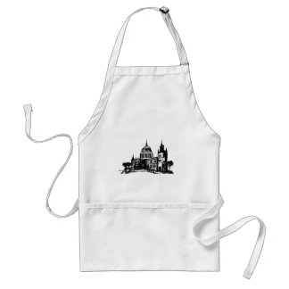 London painting standard apron