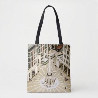 London Paternoster Square Tote Bag