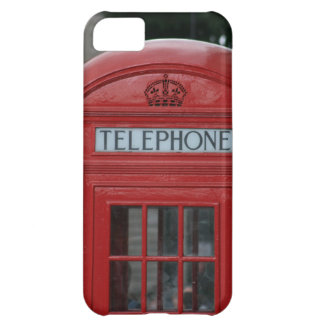 London Phone Booth Case iPhone 5C Cases