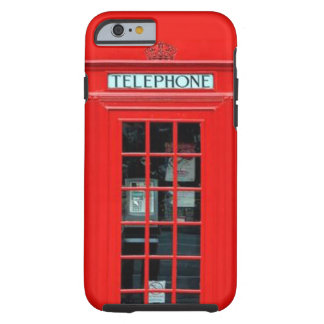 London Phone Booth iPhone 6 case Tough iPhone 6 Case