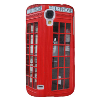 London Phone Booth iPhone Cases