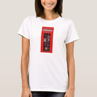 London Phone Booth T-Shirt