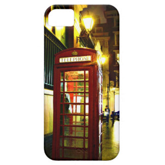 London Phonebooth iPhone Case iPhone 5 Case