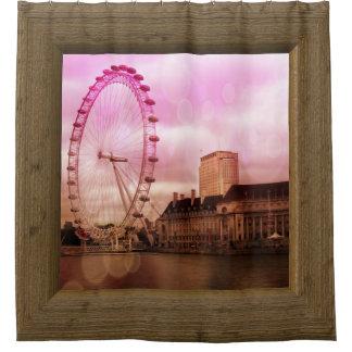 london,pink effekt