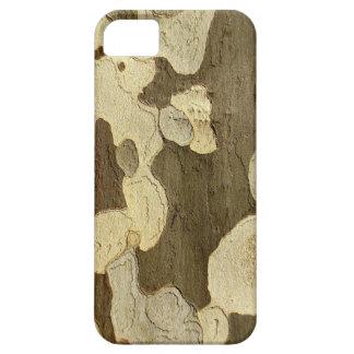 London Plane Tree Bark iPhone / iPad Case