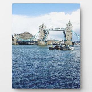 London Plaque