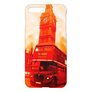London Red Bus & Big Ben iPhone 7 Plus Case