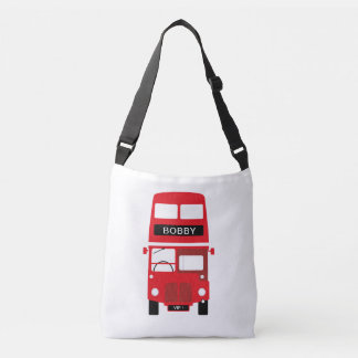 London Red Bus Cross Over Bag