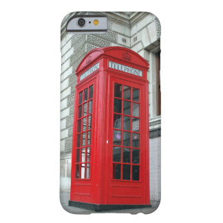 London Red Phone Box iPhone 6 Cover Barely There iPhone 6 Case