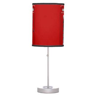 London Red Phone CallBox Table Lamp
