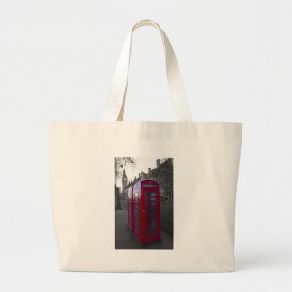 London Red Telephone box Bag