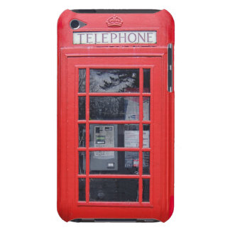 London Red Telephone Box Barely There iPod Cover