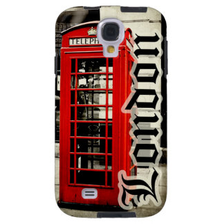 London Red Telephone Box Samsung Galaxy S4, Vibe