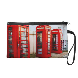 London Red Telephone Boxes, Photograph Wristlets