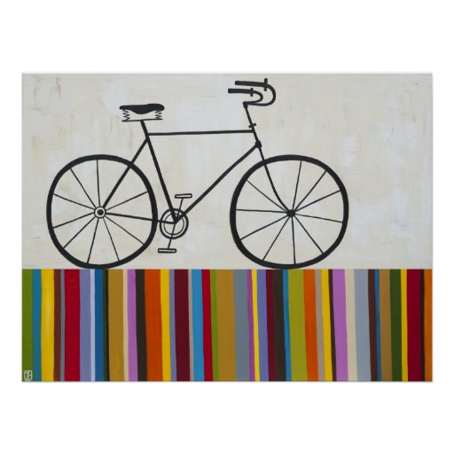 London Ride Poster